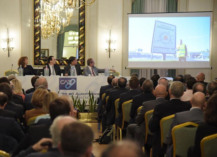 2017 Milano Convegno – Guida Autonoma AIPCR Conferenza internazionale sulla Guida connessa ed automatica