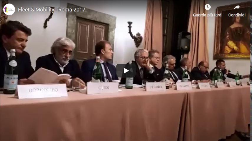 Fleet & Mobility – Roma 2017