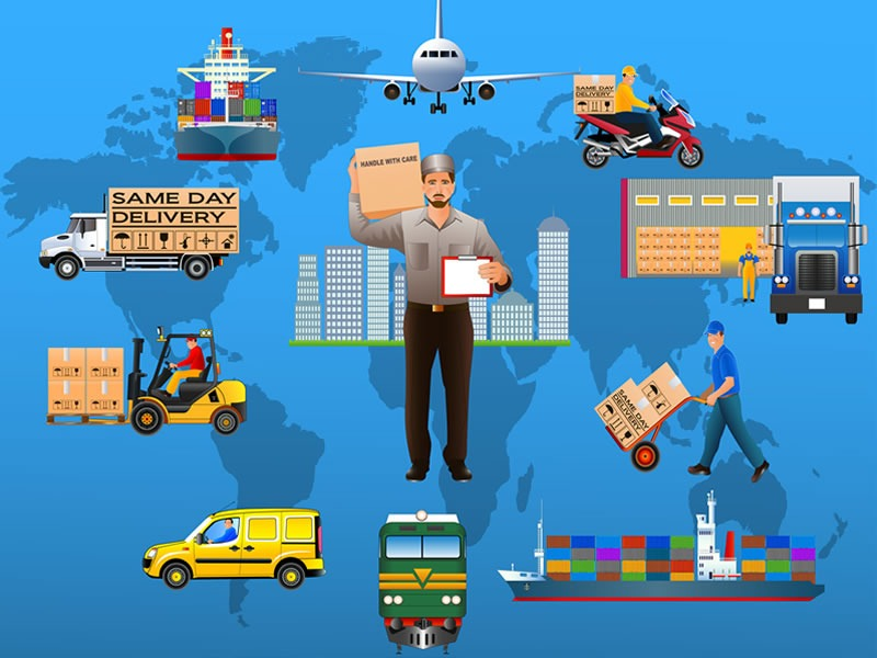 Third-party logistics on an uphill path