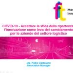 L'innovazione come leva del cambiamento per le aziende del settore logistico – Webinar online 2020