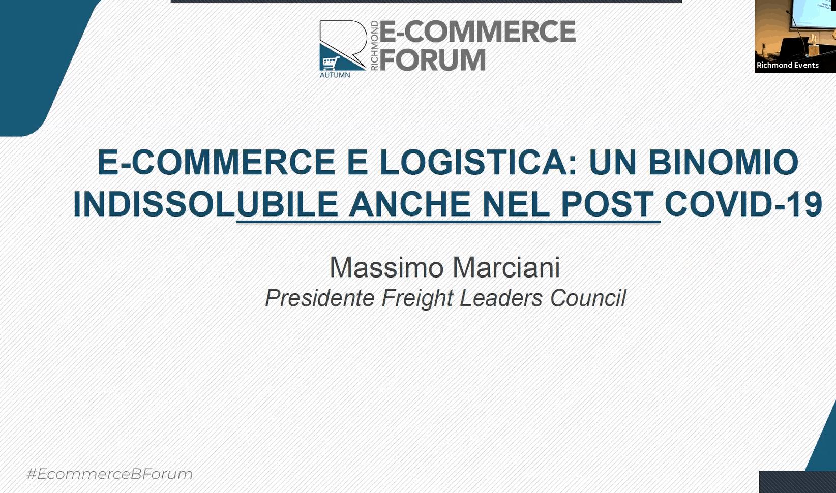 E-commerce e logistica: un binomio indissolubile anche nel post COVID-19 – Rimini 2020