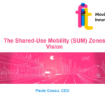 The Shared-Used Mobility (SUM) Zones Vision- Webinar online 2020
