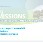 Città intelligenti e trasporti sostenibili: la nuova missione della Commissione Europea
