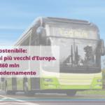 I bus italiani sono i più vecchi d'Europa, ma dal Mims arrivano 860 mln per l'ammodernamento